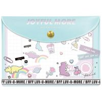 【JOYFUL MORE COLLECTION】<br>ポーチウィズレター [287828]